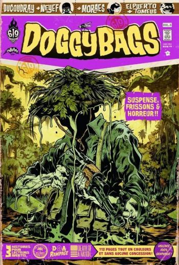 Couverture de l'album Doggybags - 5. Tome 5