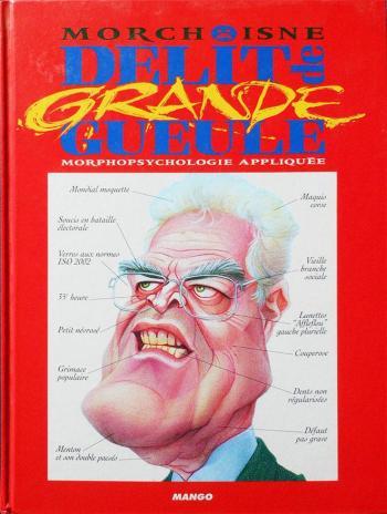 Couverture de l'album Délit de grande gueule (One-shot)