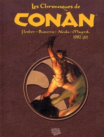 Couverture de l'album Les Chroniques de Conan - 14. 1982 (II)