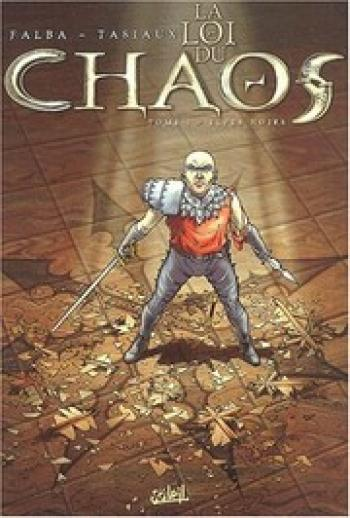 Couverture de l'album La loi du chaos - 1. Elfes Noirs