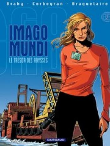 Couverture de l'album Imago Mundi - 2. Le Trésor des abysses