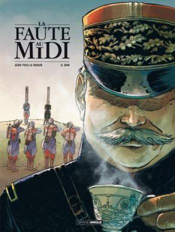 Couverture de l'album La Faute au Midi (One-shot)