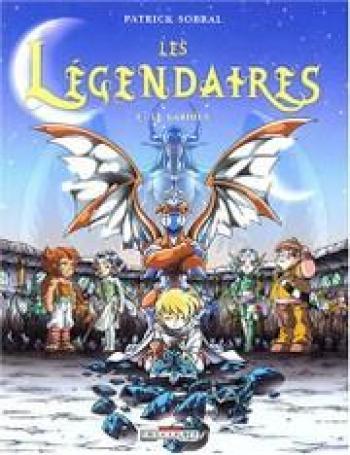 Couverture de l'album Les Légendaires - 2. Le gardien