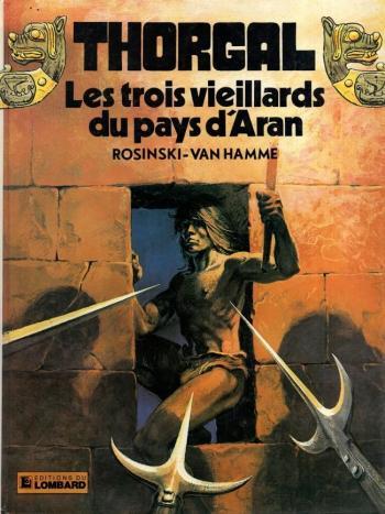 Couverture de l'album Thorgal - 3. Les Trois Vieillards du pays d'Aran