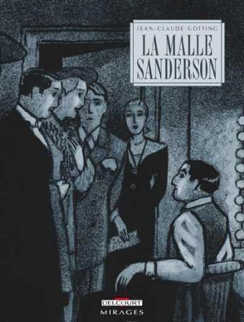 Couverture de l'album La malle Sanderson (One-shot)