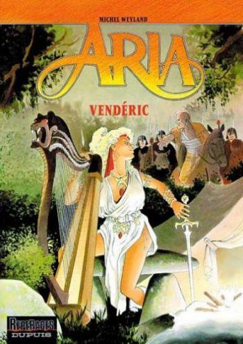 Couverture de l'album Aria - 15. Venderic