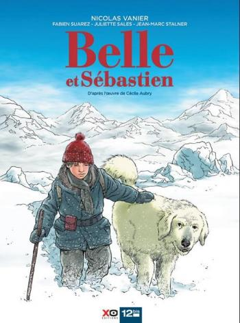 Couverture de l'album Belle et Sébastien - 1. Belle et Sébastien