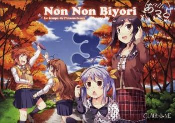 Couverture de l'album Non Non Biyori - 3. Tome 3