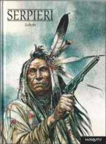 Couverture de l'album Lakota (One-shot)