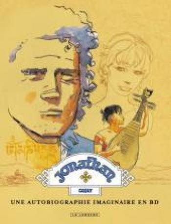 Couverture de l'album Jonathan - HS. Une Autobiographie Imaginaire en BD