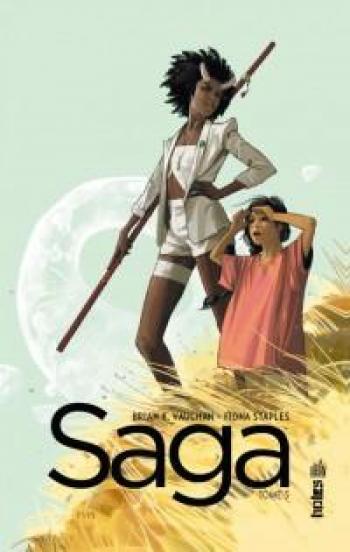 Couverture de l'album Saga - 3. Tome 3