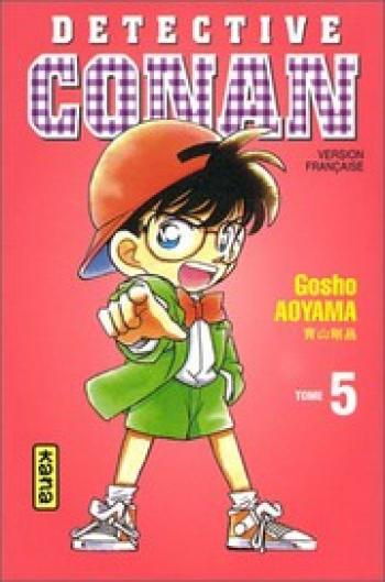 Couverture de l'album Détective Conan - 5. Tome 5
