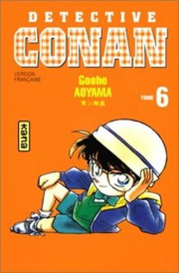 Couverture de l'album Détective Conan - 6. Tome 6