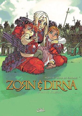 Couverture de l'album Zorn & Dirna - 4. Familles décomposées