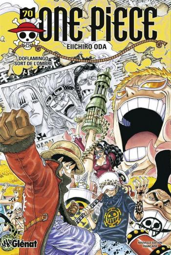 Couverture de l'album One Piece - 70. Doflamingo sort de l'ombre
