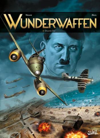 Couverture de l'album Wunderwaffen - 5. Disaster Day