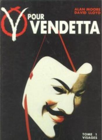 Couverture de l'album V pour Vendetta - 1. Visages