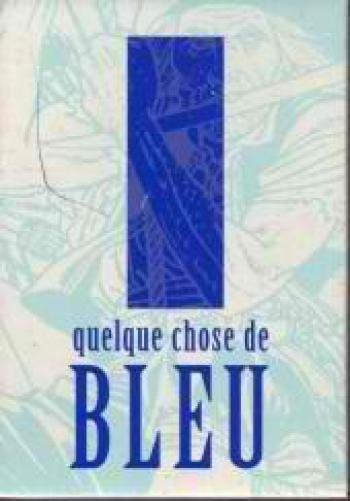 Couverture de l'album Quelque chose de bleu (One-shot)