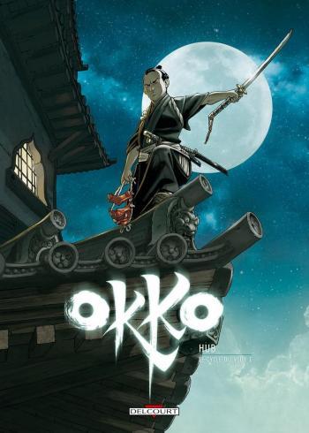 Couverture de l'album Okko - 9. Le Cycle du vide I