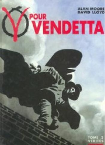 Couverture de l'album V pour Vendetta - 2. Vérités