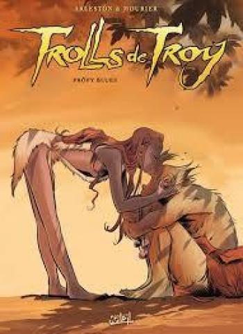 Couverture de l'album Trolls de Troy - 18. Pröfy Blues