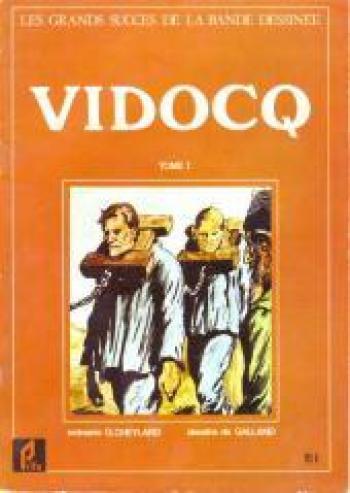 Couverture de l'album Vidocq (One-shot)