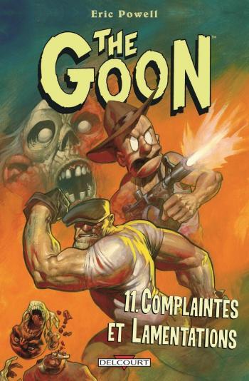Couverture de l'album The Goon - 11. Complaintes et Lamentations
