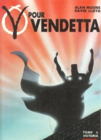 Couverture de l'album V pour Vendetta - 6. Victoria