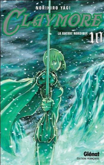 Couverture de l'album Claymore - 10. La guerre nordique