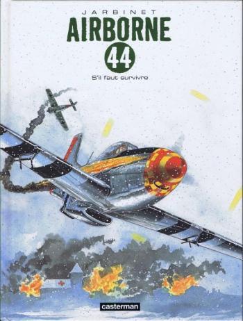 Couverture de l'album Airborne 44 - 5. S'Il Faut Survivre...