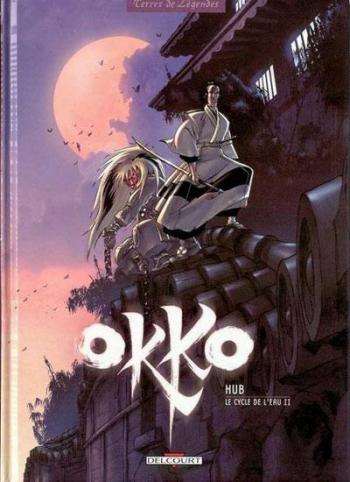 Couverture de l'album Okko - 2. Le Cycle de l'eau II