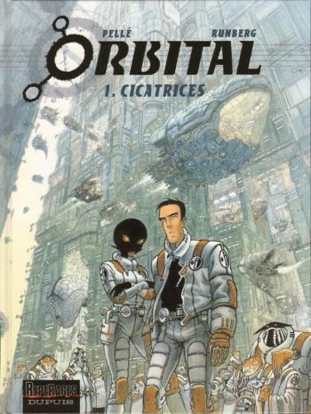 Couverture de l'album Orbital - 1. Cicatrices