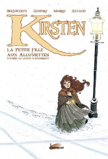 Couverture de l'album Kirsten (One-shot)