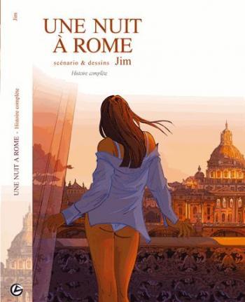 Couverture de l'album Une nuit à Rome - COF. Une nuit à Rome, Tome 1 et 2