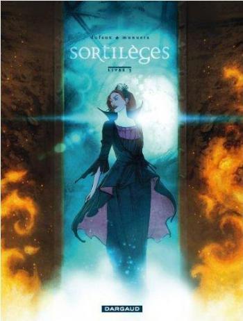 Couverture de l'album Sortilèges - 3. Sortilèges - Livre 3