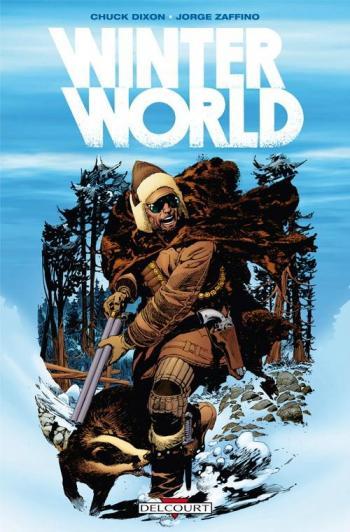 Couverture de l'album Winterworld (One-shot)