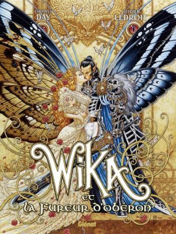 Couverture de l'album Wika - 1. Wika et la fureur d'Obéron