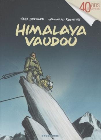 Couverture de l'album Himalaya Vaudou (One-shot)