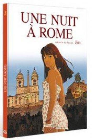 Couverture de l'album Une nuit à Rome - 1. Livre 1