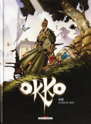 Couverture de l'album Okko - 5. Le Cycle de l'air I
