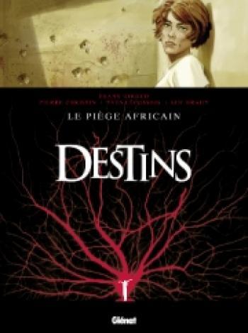 Couverture de l'album Destins - 3. Le piège africain