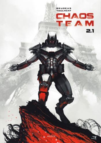 Couverture de l'album Chaos Team - Saison 2 - 1. Chaos Team 2.1