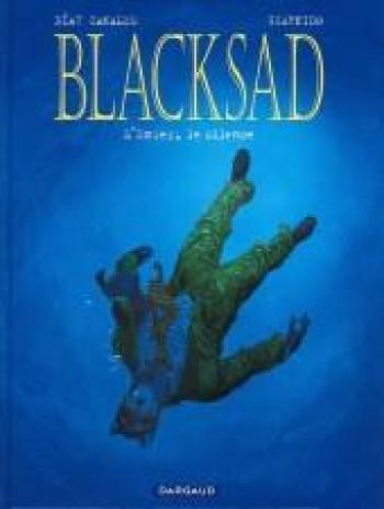 Couverture de l'album Blacksad - 4. L'Enfer, le silence