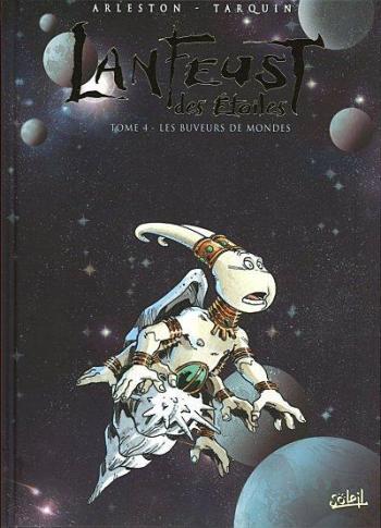Couverture de l'album Lanfeust des Étoiles - 4. Les buveurs de monde