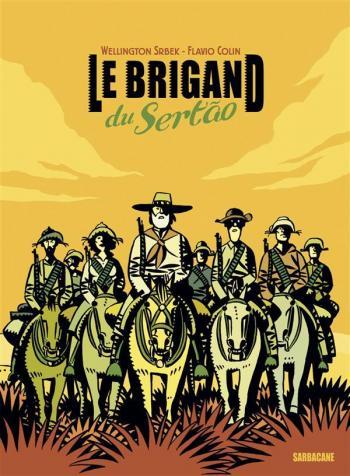 Couverture de l'album Le Brigand du Sertão (One-shot)