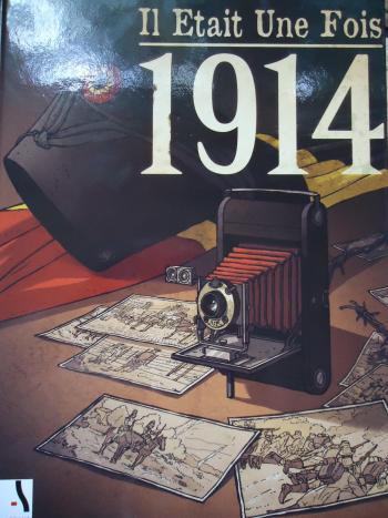 Couverture de l'album Il était une fois 1914 (One-shot)