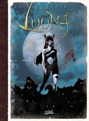 Couverture de l'album Luuna - INT. Luuna - Tomes 1 à 5