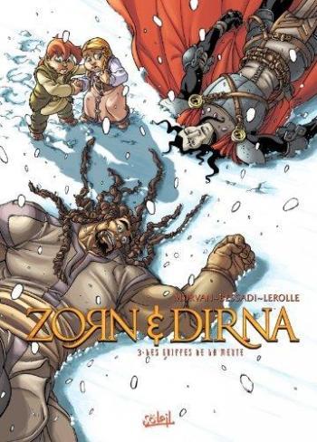 Couverture de l'album Zorn & Dirna - 3. Les griffes de la meute