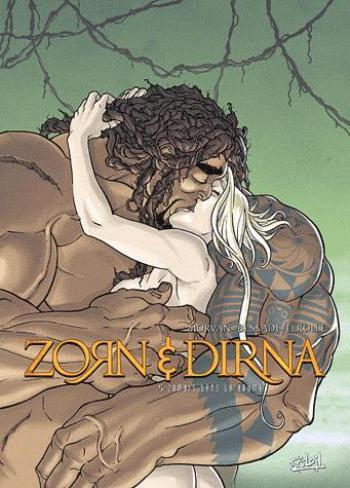 Couverture de l'album Zorn & Dirna - 5. Zombis dans la brume