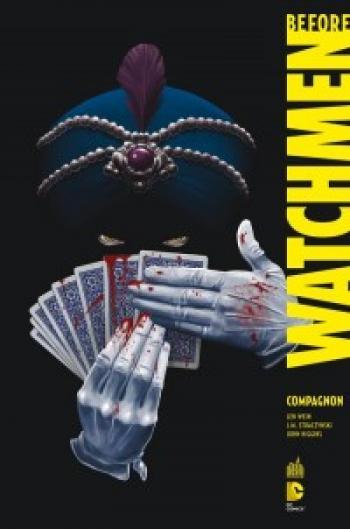 Couverture de l'album Before Watchmen (Recueil) - 2. Compagnon